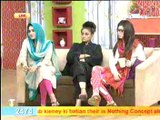 Dr Moiz Hussain on Express Entertainment 11 June 2014 Part  (4)