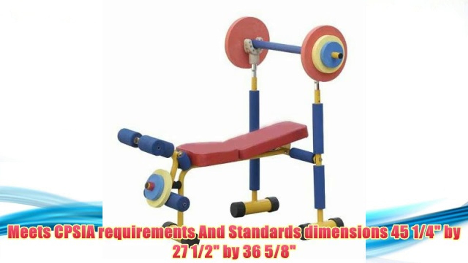 Tread Mill Redmon Fun and Fitness Exercise Equipment for Kids