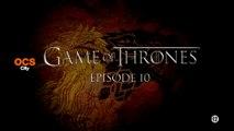 Game of Thrones saison 4 épisode 10 sur OCS City