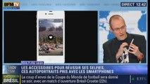 Culture Geek: Bras télescopique, télécommande, drone: des accessoires pour réussir ses selfies à tous les coups - 12/06