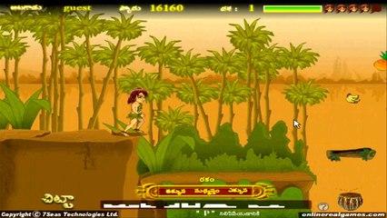 Telugu Jungle Journey Game Play Video