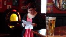 Emma Burnell blog reading