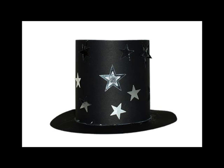 prix compétitif grossiste choisissez le dégagement Chapeau de magicien aux étoiles