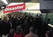L'enfer des trains parisiens pendant la grève / Dr Disaster