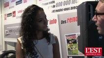 Flora Coquerel : Miss France 2014 à Nancy