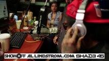 "Dash & Ab-Soul ""Devil In a New Dress"" Freestyle @ Shade 45 ""Showoff Radio"" with Statik Selektah, 05-29-2014"