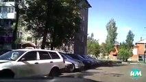 Les pires conducteurs de voiture tentent de se garer : compilation énorme!
