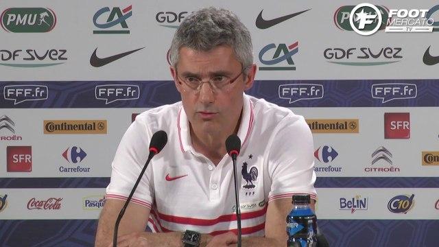 Franck Le Gall : « Ribéry a peur des piqûres »