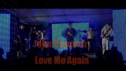 Anthracite cover John Newman - Love Me Again @ orchestre variété 0324332310