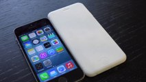 iPhone 5S iOS 8 vs. iPhone 6 3D Prototype 4K Video