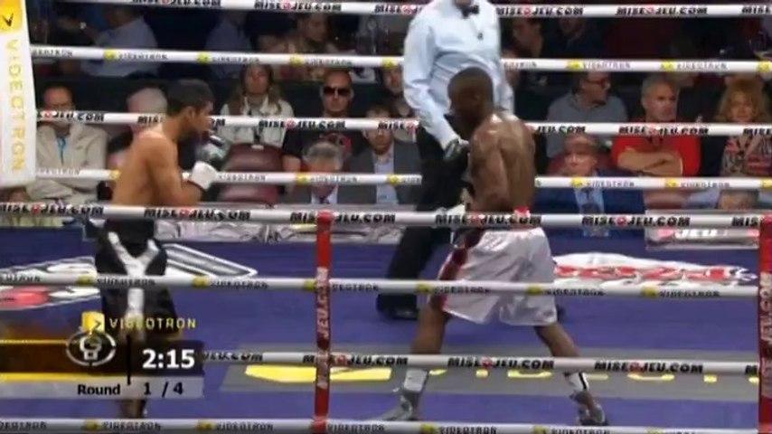 Yves Ulysse Jr vs Carlos Alberto Olivera 2014-05-24