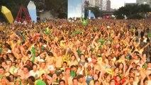 Brazil fans rejoice in Sao Paulo and Rio