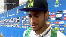 """Neymar: """"Estoy muy feliz por los dos goles y por la victoria"""""""
