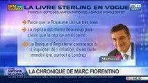 """Marc Fiorentino: Marché des changes: """"La livre sterling s'est envolée depuis hier soir"""" - 13/06"""