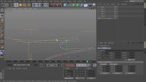 2D Styled 3D Motion Graphics in CINEMA 4D and After Effects - 02. Setting up our project and drawing the main splines