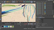 2D Styled 3D Motion Graphics in CINEMA 4D and After Effects - 11. Creating the headphone animation