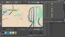 2D Styled 3D Motion Graphics in CINEMA 4D and After Effects - 14. Setting up an object buffer and rendering