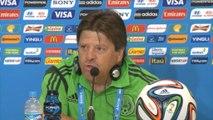 """WM 2014: Mexiko-Trainer: """"Hoffen auf WM-Titel"""""""