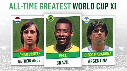 Tüm Zamanların En İyi Dünya Kupası Karması
