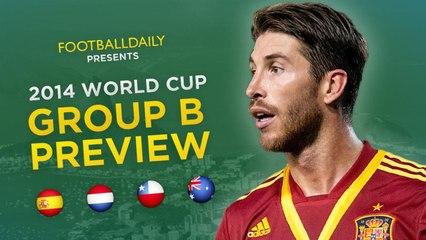 2014 Dünya Kupası B Grubu Genel Bakış ve Tahminler