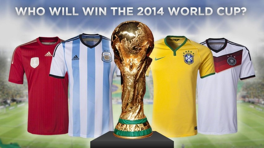 Dünya Kupası'na Genel Bakış Brezilya, Arjantin, Almanya ya da İspanya - Dünya Kupası'nı kim kazanacak