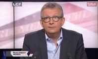 Parlement Hebdo : Pierre Laurent, sénateur de Paris, secrétaire national du PCF, président du Parti de la gauche européenne