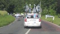 Cyclisme: au cœur de la première étape de la Ronde de l'Oise