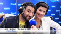 Cyril Hanouna [PDLP] - Cristina Córdula : Les superstitions des supporters brésiliens