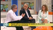 TV3 - Els Matins - Les ajudes en alimentació als infants més necessitats es mantenen a l'estiu