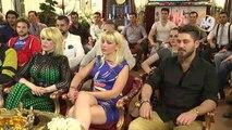 Ortaköy Camisinin açılışında Başbakan Recep Tayyip Erdoğan'dan Ermenilere jest