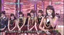 Maeda Atsuko AKB48 - Sakura no hanabiratachi solo ver.