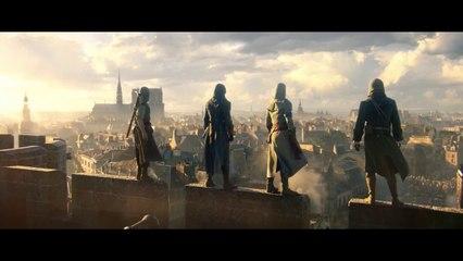 Cinematic Trailer E3 2014 de Assassin's Creed Unity