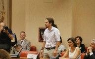 El 'número uno' de 'Podemos' elige una 'fórmula especial' para prometer la Constitución