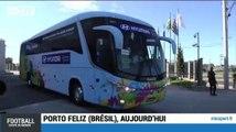 Football / Le Honduras s'envole pour Porto Alegre - 13/06