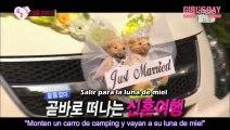 [SUB. ESPAÑOL] Preview ep. 2 - Yura & Jonghyun @ We Got Married