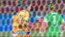 WC2014: Australia-Chile (Summary 2nd Half)