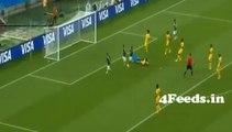 Mexico vs Cameroon 1-0 Todos Los Goles - Mundial Brazil - 2014
