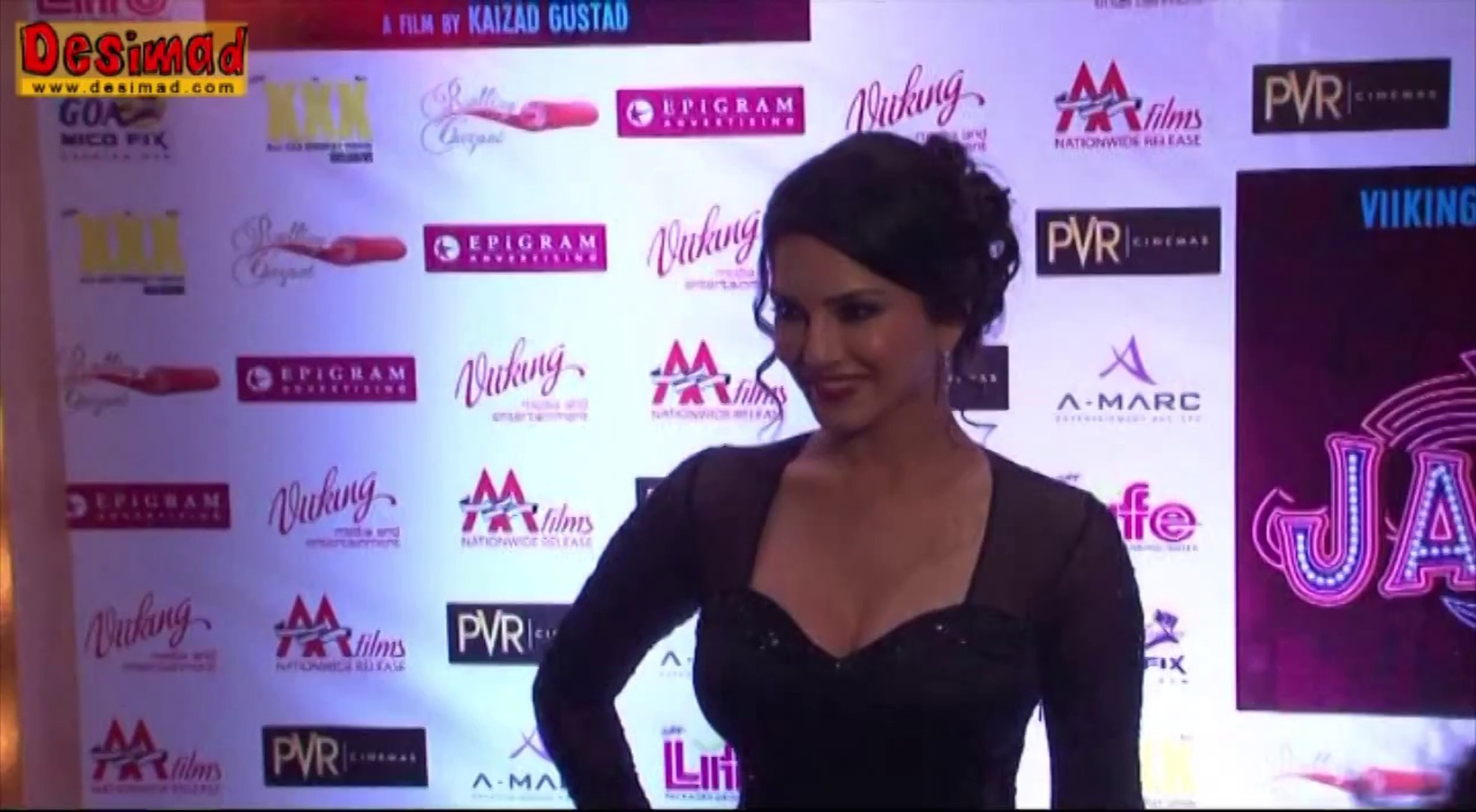 Hate Story 2 Sunny Leone's SEXY & HOT Item Number PINK LIPS