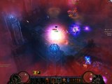 Diablo 3 : 4 barbares en machine infernale