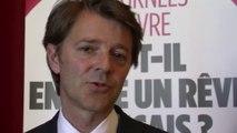 Journées du Havre : François Baroin mise sur la jeunesse conquérante