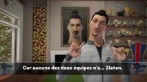 Zlatan parle de Zlatan dans une nouvelle publicité Nike !