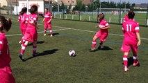 Tournoi international de foot féminin