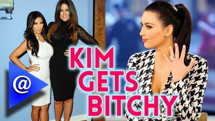 Kim Kardashian a Self-Proclaimed Whore