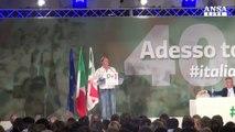 Renzi: Pd non espelle nessuno, ma no ricatti
