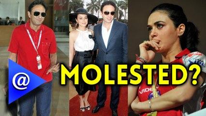 Preity Zinta accuses Ex-boyfriend Ness Wadia of Molestation - AtBollywood