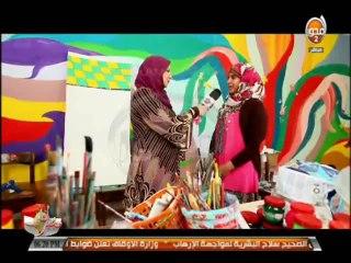#مصر_احلي : انشطة التعليم واحلام البنات داخل مؤسسة بناتي