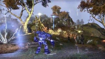Trailer Gameplay E3 2014 de The Elder Scrolls Online