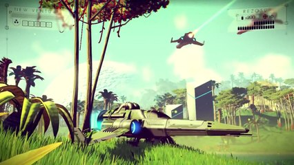 Infinite Worlds Trailer E3 2014 de No Man's Sky