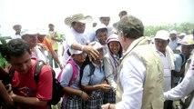 Juan Manuel Santos, candidat à la réélection en Colombie