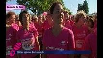 Course féminine La Rochambelle à Caen 14 juin 2014
